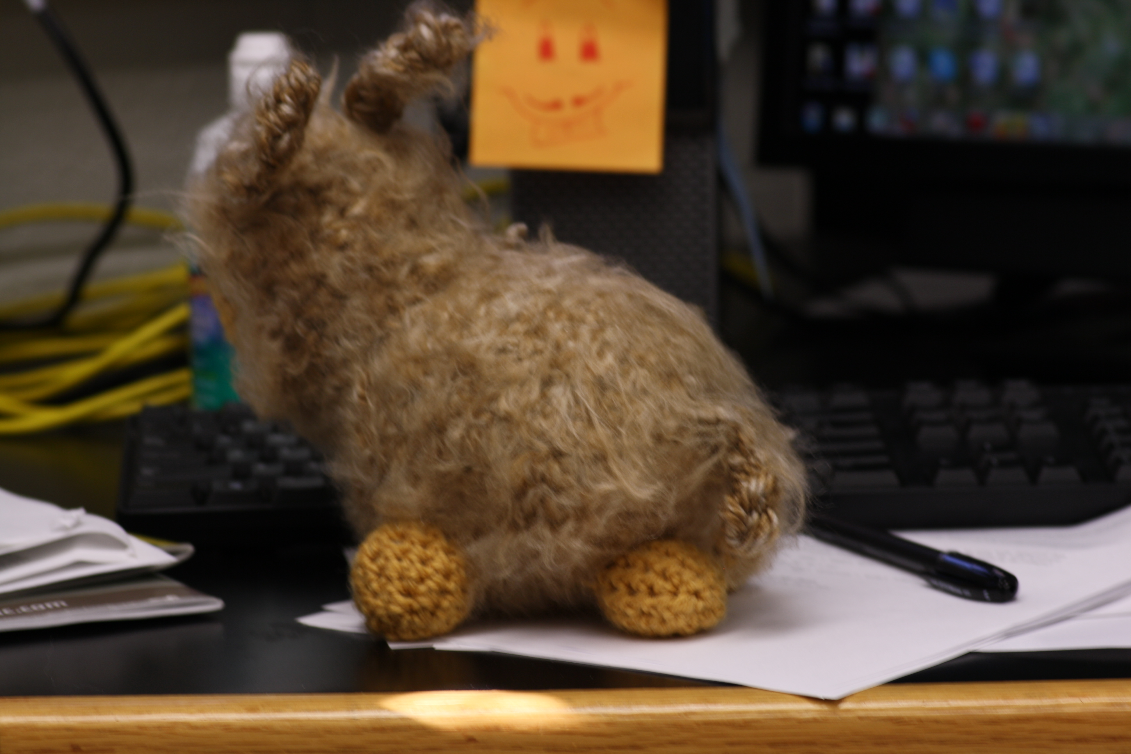Amigurumi Alpacasso : Amigurumi alpacasso kalulu for