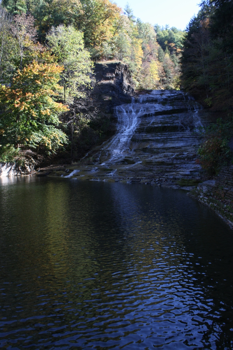 Buttermilk Falls SP!